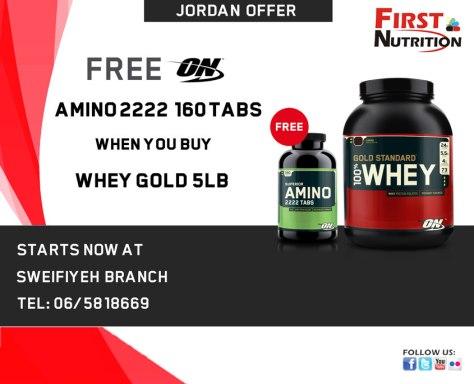 free-amino