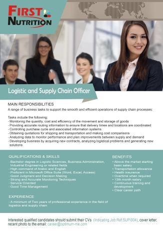 Logistic-and-Supply-Chain-Officer